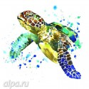 Черепаха Набор для вышивания