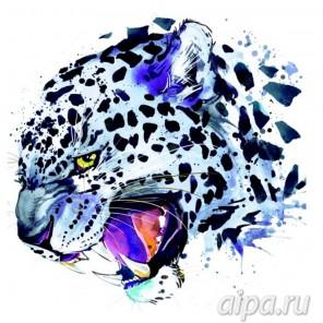 Леопард Набор для вышивания