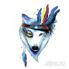 Собака-индеец Набор для вышивания VE003