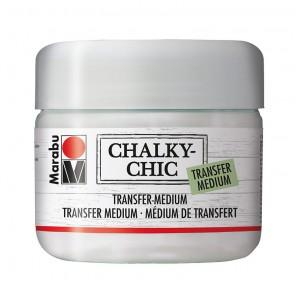 Медиум для перевода изображений Chalky Chic Transfer Medium Marabu 026225852