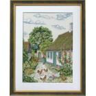 Шток-роза Набор для вышивания Eva Rosenstand 94-355