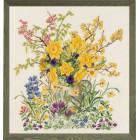 Нарциссы Набор для вышивания Eva Rosenstand 94-358