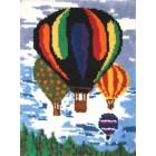 Воздушные шары Набор для вышивания коврика MCG TEXTILES