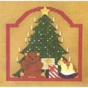 Рождественское утро Набор для вышивания MILL HILL