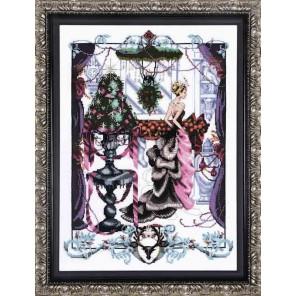 Рождество в Лондоне Схема для вышивания MIRABILIA