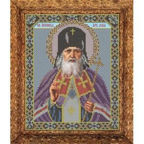 Святитель Лука Крымский и Симферопольский Набор для вышивания бисером Икона Божией Матери GALLA COLLECTION