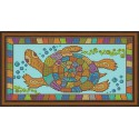 Черепаха Набор для вышивания бисером GALLA COLLECTION