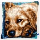 Собака Набор для вышивания подушки VERVACO