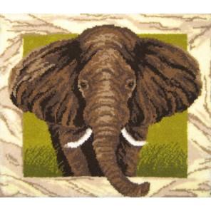Слон Набор для вышивания коврика MCG TEXTILES