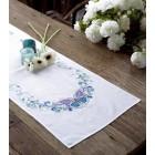Великолепная бабочка Набор для вышивания дорожки VERVACO