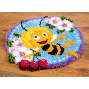 Майя Набор для вышивания коврика VERVACO