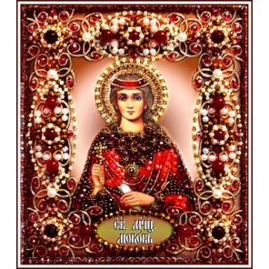 Святая Любовь Набор для вышивания хрустальными бусинами СТУДИЯ ВЫШИВКИ