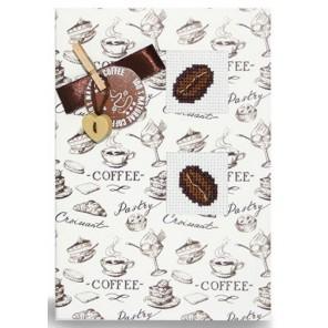 Кофе Набор для изготовления открытки LUCA-S