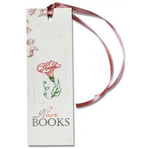 I Love Books Набор для изготовления закладки с вышитым элементом LUCA-S