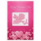 Валентинка Набор для изготовления открытки LUCA-S