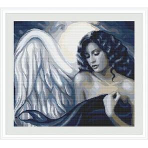 Соблазнительный ангел Набор для вышивания LUCA-S