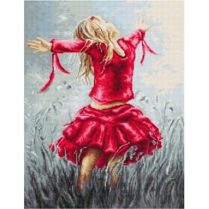 Танец в поле Набор для вышивания LUCA-S