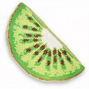 Киви Набор для вышивания подушки LUCA-S