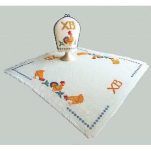 Петушок Набор для вышивки ZENGANA
