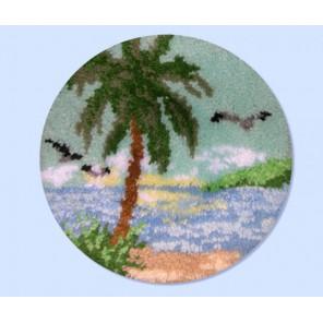 Пальма Набор для вышивания коврика MCG TEXTILES
