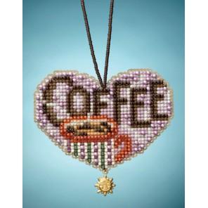 Любимый кофе Набор для вышивания MILL HILL