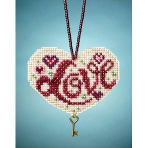 Любовь Набор для вышивания MILL HILL