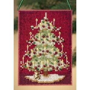 Викторианское дерево Набор для вышивания MILL HILL