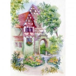Райский сад Набор для вышивания бисер-ленты МАТРЕНИН ПОСАД