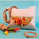 Лето Набор для шитья и вышивания, текстильная сумка МАТРЕНИН ПОСАД