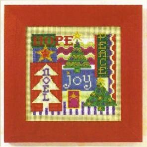 Рождество Набор для вышивания MILL HILL