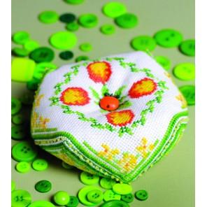 Апельсины Набор для вышивания МАРЬЯ ИСКУСНИЦА