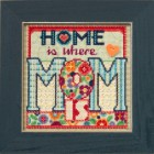 Мама Набор для вышивания MILL HILL