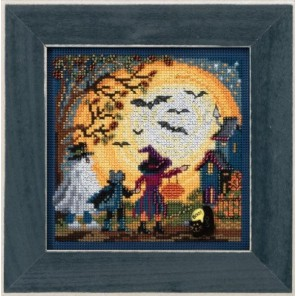 Лунные хозяева Набор для вышивания бисером MILL HILL