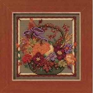 Осенний букет Набор для вышивания MILL HILL