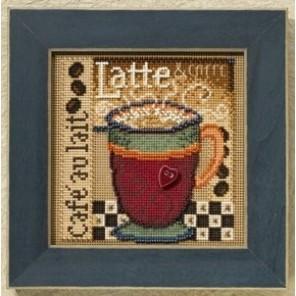 Кофе-латте Набор для вышивания MILL HILL