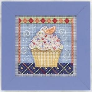Ванильное пирожное Набор для вышивания MILL HILL