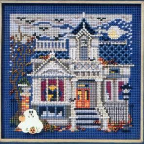 Любимый дом Набор для вышивания MILL HILL