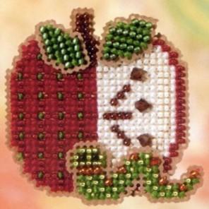 Вкусное яблоко Набор для вышивания MILL HILL