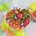 Осенние листья Набор для вышивания бисером MILL HILL