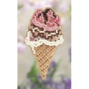Мороженое Набор для вышивания бисером MILL HILL