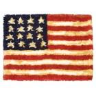 Американский флаг Набор для вышивания коврика MCG TEXTILES