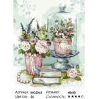 Количество цветов и сложность Приятные мелочи Раскраска картина по номерам на холсте Menglei MG2063