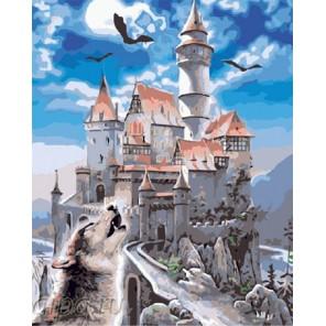 Волшебная ночь Раскраска по номерам на холсте GX6679