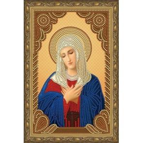 Умиление Пресвятой Богородицы Алмазная мозаика вышивка Painting Diamond CDX029