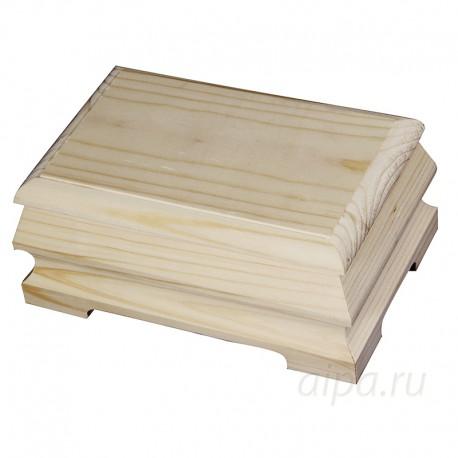 Рококо Шкатулка деревянная