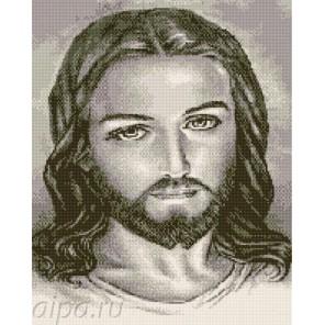 Иисус Алмазная мозаика на подрамнике GF2032