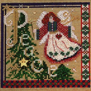 Ангел Мира Набор для вышивания MILL HILL