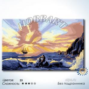 Количество цветов и сложность Благословленные Раскраска по номерам на холсте Hobbart DH5080011