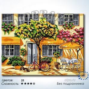 Количество цветов и сложность В ярком солнце Раскраска по номерам на холсте Hobbart
