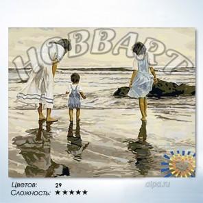 Количество цветов и сложность Море любви Раскраска по номерам на холсте Hobbart